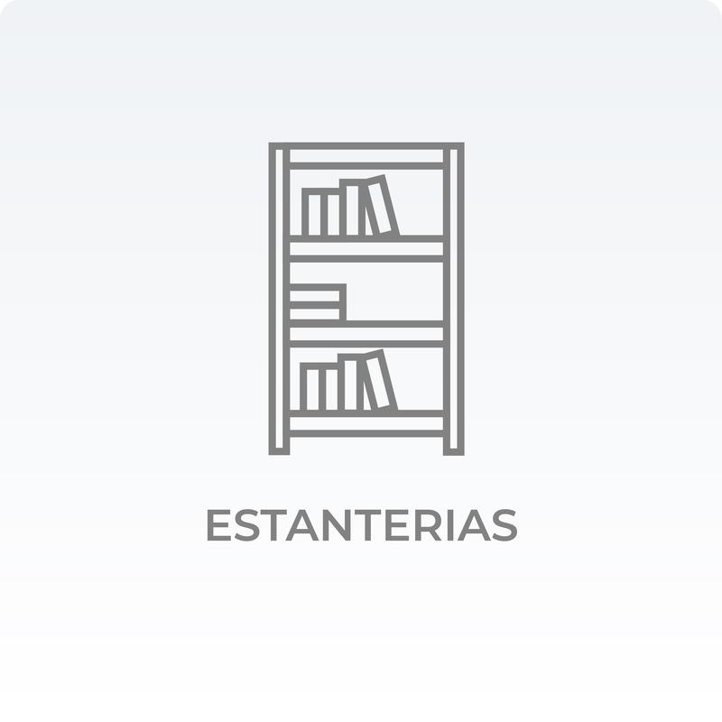 estanterias
